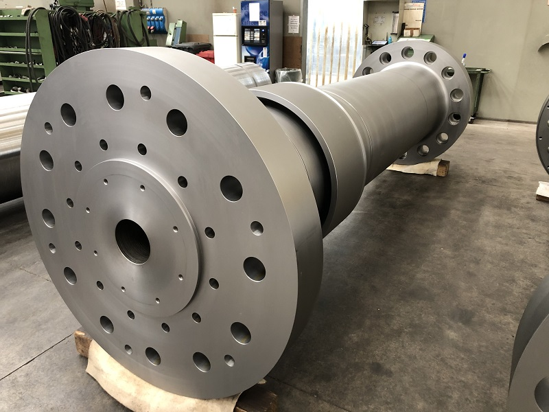 Albero turbina/ Turbine shaft